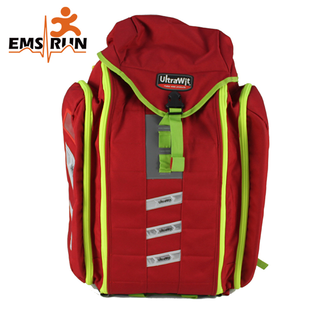 Large Ambulance First Aid Kit Medical First Aid Bag Use for Emergency Center