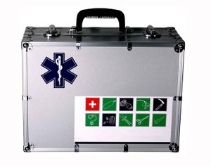 Emmylou first aid kits and supplies empty first aid kit box