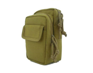 Army utility the molle tactical pouch can custom installation all kinds of small things