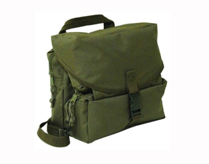 Compatible foldable medical or tactical molle module bag