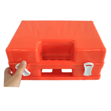 Standard ABS empty first aid kit box tools can customize