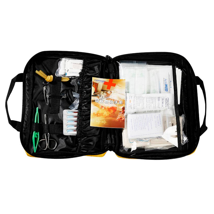 Emergency mini first aid kit for hiking athletic first aid kit