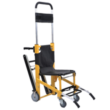 Medical emergency equipment stair replacement stretcher