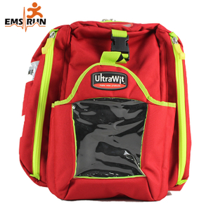 Light First Aid Backpack with Three Small Bag Use for Outdoor