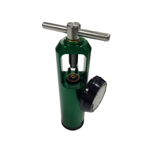 Mountaineering used with oxygen bomb Portable oxygen regulator