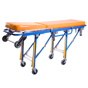 Use Medical Rescue ambulance stretcher trolley for sale