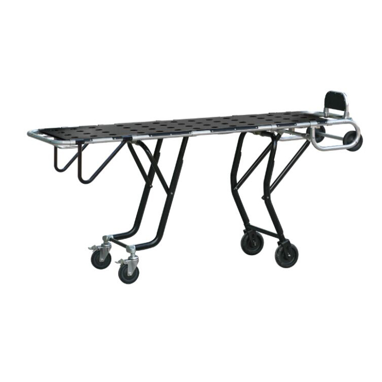Hospital funeral mortuary corpse trolley cot