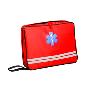 Emergency rescue construction site first aid bag