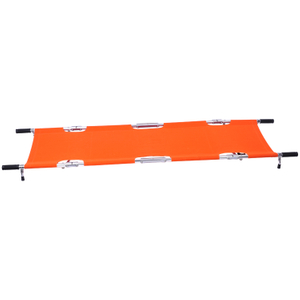 Ambulance stretcher dimentions foldable aluminum stretcher